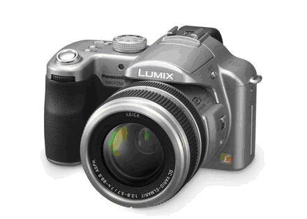 Panasonic Lumix DMC FZ50